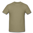MEN`S STANDARD WEIGHT TEE