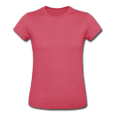 WOMEN`S HEATHER JERSEY TEE