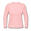 WOMEN`S LONG SLEEVE JERSEY TEE