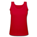 WOMEN`S PLUS SIZE STRAP TANK